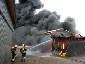 Brand Schönbronn 2016