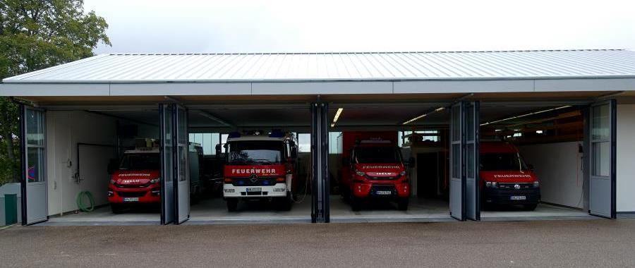 Feuerwehr-Gerätehaus