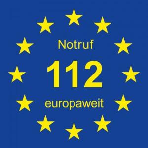 112 Euronotruf