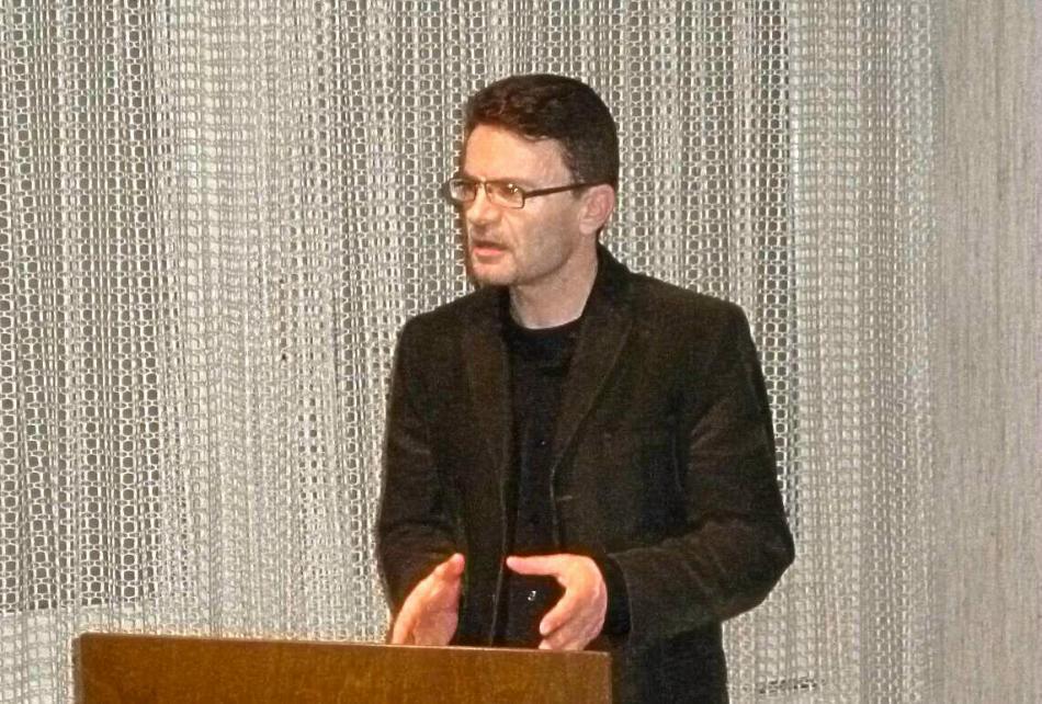 Grußworte durch Bürgermeister Christoph Jäger